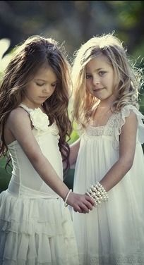 Can't wait til my baby girls get to take pics like this ... Then again... Maybe I can