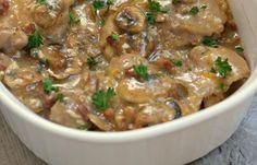 Blanc de Poulet sauté aux Champignons Weight Watchers, recette d'un délicieux plat au poulet façon asiatique, simple et délicatement parfumé.