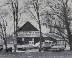 Old Barn Milk Bar in Wayne NJ