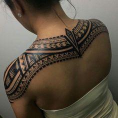 Polynesian Tattoos Women, Tribal Tattoos For Women, Tribal Shoulder Tattoos, Hawaiian Tribal Tattoos, Samoan Tribal Tattoos, Chest Tattoos For Women, Filipino Tattoos, Chinese Tattoos, Geometric Tattoos