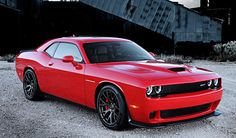 2015 Dodge Challenger SRT Release Date