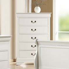Wildon Home ® 5 Drawer Chest