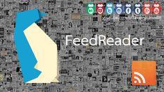 FeedReader - Cliente RSS Desktop  Review Completo
