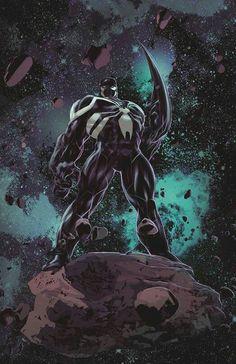 Venom: Space Knight - Ariel Olivetti (I think?)