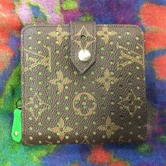 Louis Vuitton perforated wallet Like New! Great condition. No trades Louis Vuitton Bags Wallets