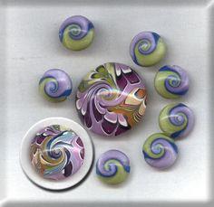 Swirled lentils by Atelier Cornichon