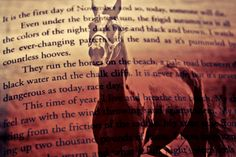 The Scorpio Races <3 my favorite book of all time