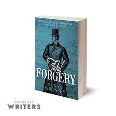 A popular cover for Susan Grossey - Fatal Forgery