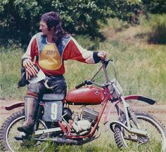 Resultado de imagen de vintage enduro motorcycle boots
