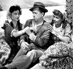 Finos Film - Photo Gallery Ταινίας: 'Λατέρνα, Φτώχεια Και Φιλότιμο' (1955)