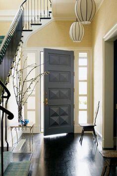 stylish #foyer and #entryway ideas