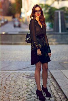 Ingrid Holm ⋆ Fashion ⋆ Epilogue ⋆ Black ⋆ Oslo
