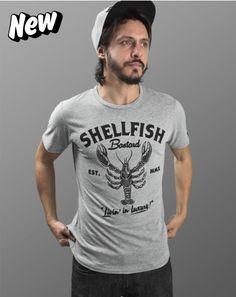 The Dudes - Shellfish - Shirt