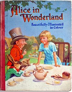 Alice in Wonderland illustrated by A. A. Nash