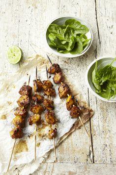 5:2 Bikini Diet Recipes Chicken Satay