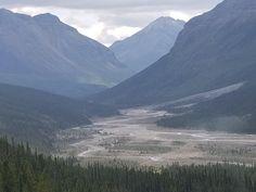The Alaska Highway Summit Lake BC [4032x3024]