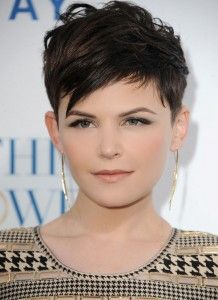 Ginnifer Goodwin is another trendsetter with this cut.