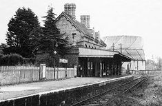 old photos of st helens merseyside - Google Search St. Helens Station in 1953