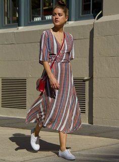 Κρουαζέ φόρεμα: Κολακεύει όλες τις γυναίκες – Fashion | Food | Travel