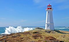 Drive the winding Cabot Trail on Cape Breton Island, Nova Scotia, bordered by crashing ocean waves and spectacular foliage. (From: Photos: Charming Fall Islands) Nova Scotia, Rafting, Restaurant Montreal, Gazebo, Cabot Trail, Lighthouse Pictures, Facts For Kids, Cape Breton, Photos Voyages