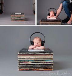 Hipster generation portrait