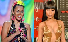 During her acceptance speech for Best Hip-Hop Video at the MTV Video Music Awards on Sunday night, Nicki Minaj called out Miley Cyrus for an...