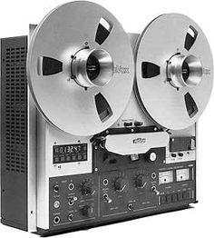 Revox PR99  Professional Stereo Reel to Reel Tape Recorder<3