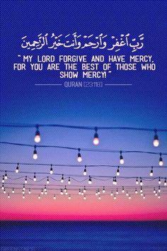 Ya ALLAH, plead  forgive us. Amin ya Rabbi