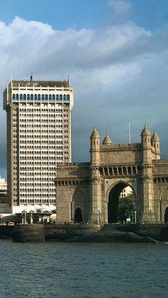 Taj Mahal, Palace, Mumbai, Maharashtra, India, Geography, Hotel