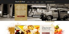 Boar's Head - CoolHomepages Web Design Gallery
