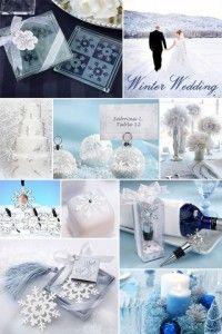 Ideas for your Winter Wonderland Wedding