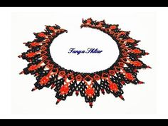 Necklace Tutorial, Earring Tutorial, Diy Necklace, Collar Necklace, Beaded Earrings, Beaded Jewelry, Crochet Earrings, Beading Tutorials, Beading Patterns