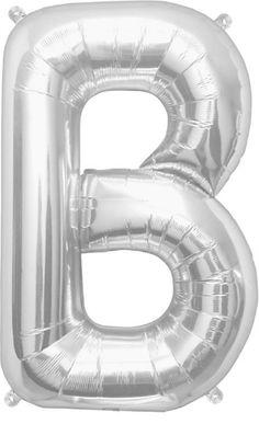First Self Sealing Air Filled Mylar Letter Balloons Alphabet Balloons BalloonsFast.com