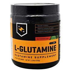 New Whey Nutrition L-glutamine Watermelon