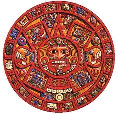 Maya Kalender - KerToon.com
