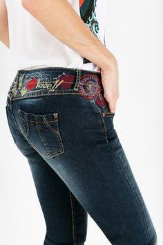 Colección Exotic Jeans. Denim Primavera-verano