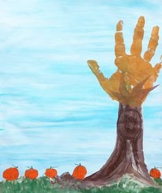 Fall Family Tree DIY Kid's Craft Kit