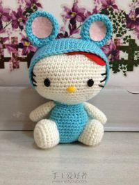 Abito mouse CIAO KITTY