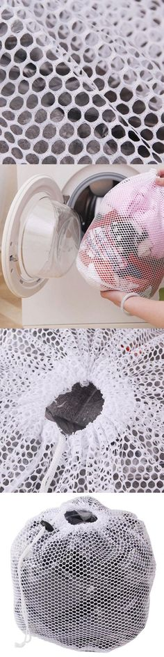 FS5 Drawstring Bra Underwear Products Laundry Bags Household Cleaning Tools Accessories Wash Laundry Care sep26
