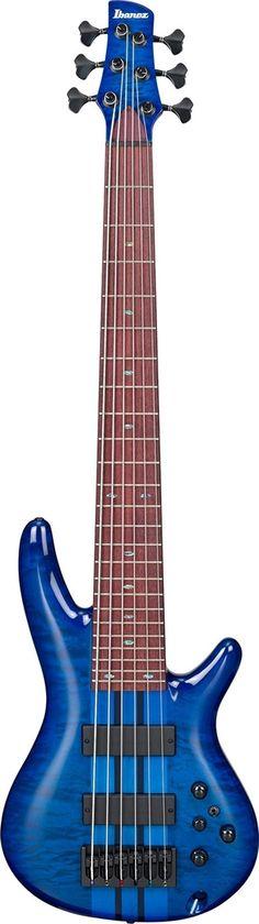 Ibanez ANB1006 Adam Nitti Signature 6-String Bass Guitar