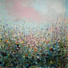 "Saatchi Online Artist Sandy Dooley; Painting, ""Fresh Morning"""