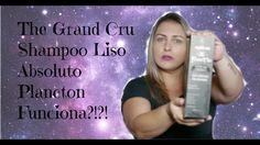 Shampoo que Alisa Plancton The Grand Cru Liso Absoluto