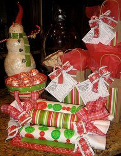 Make Your Own Edible Christmas Gift