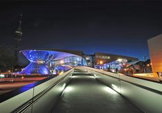 BMW Welt Tourraum - Case Studies -  Salas de Conferencias - Proyectos - Figueras International Seating. Seats for conferences.