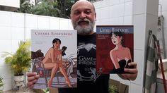 Calazans zans zans: Flavio Calazans e Chiara Rosenberg O sado-masoquismo nos quadrinhos