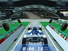 New version of TrackMania!!! Great game :).