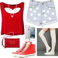 """Dangerous To Get Distracted"" by k-cat on Polyvore"