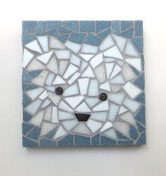 Maltese Mosaic Custom for Lynn