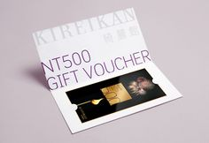Kireikan Logo Design, Graphic Design, Gift Vouchers, Logos, Gifts, Presents, Logo, Favors, Visual Communication