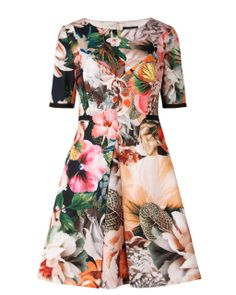Ted Baker Timliaa Dress (Tangled Floral) February 2014